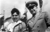 Зоя Петровна и Анатолий Иванович на параде войск в честь Дня Независимости Венгрии 4 апреля. 1967 год